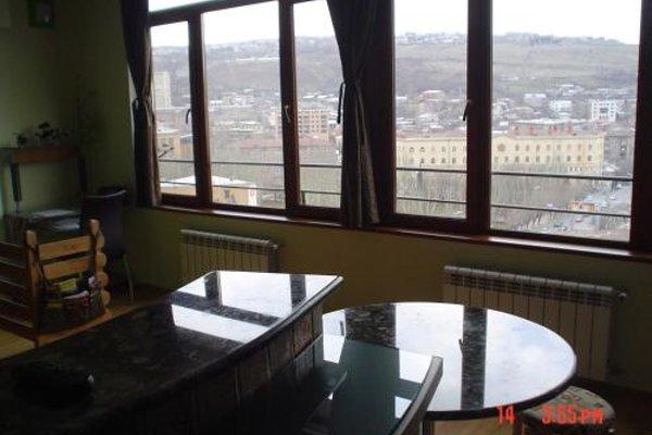 Ararat View Apartment - фото 10