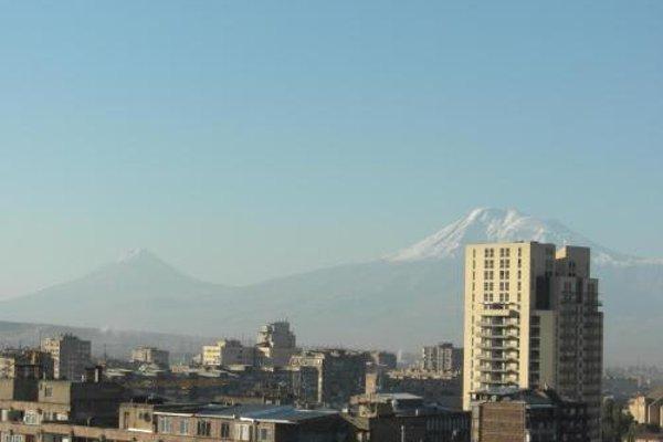 Ararat View Apartment - фото 17
