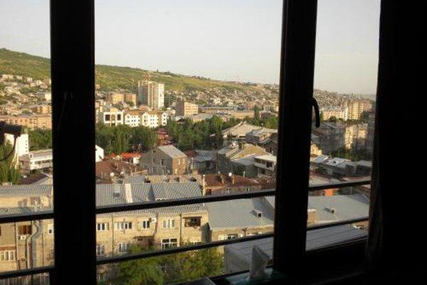 Ararat View Apartment - фото 18