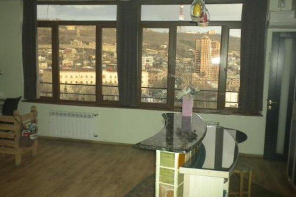 Ararat View Apartment - фото 7