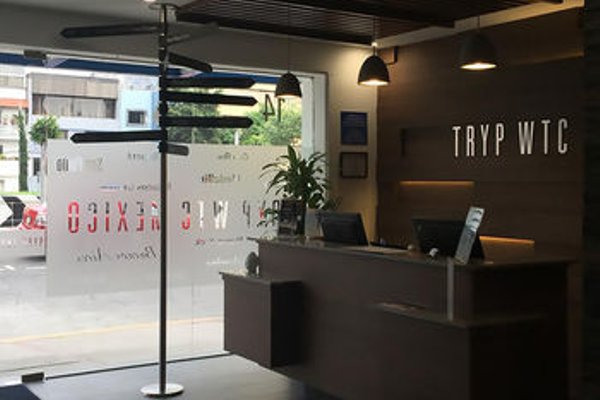 Tryp WTC Mexico - фото 14