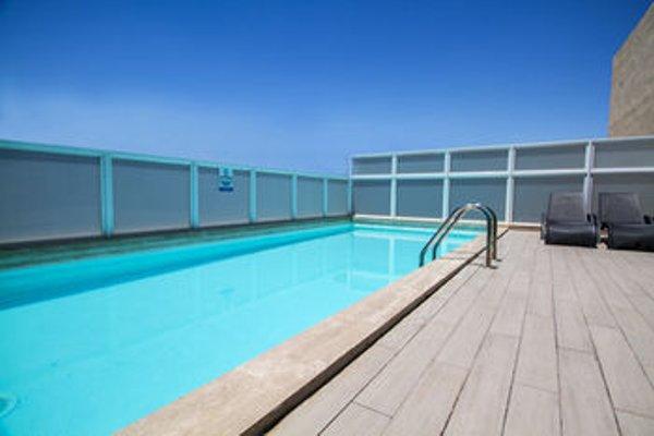 Blubay Apartments - фото 21