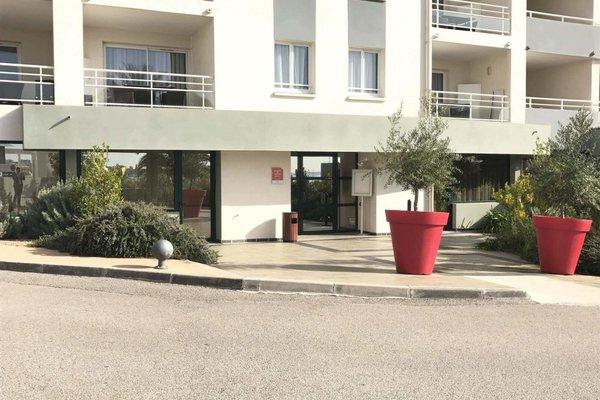 Residence de Tourisme Ajaccio Amiraute - фото 23