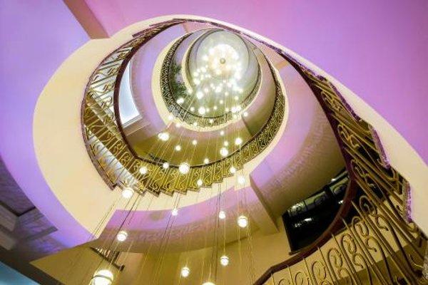 Курортный отель Elegant - фото 20