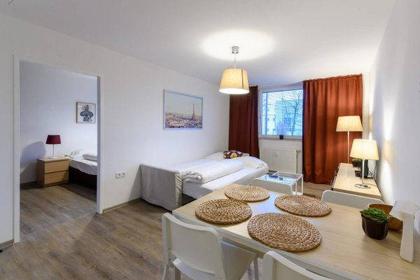 Apartments Graz operated by Hotel B&B - фото 7