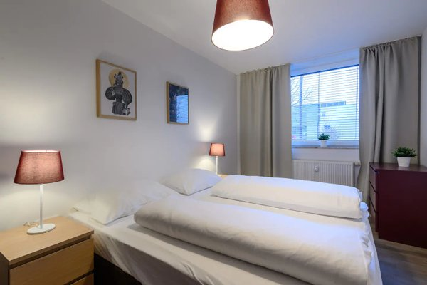 Apartments Graz operated by Hotel B&B - фото 3