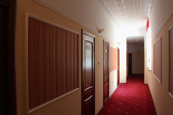 Гостиница Молодежная - фото 16