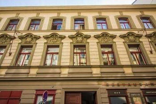 Mighty Prague Apartments Truhlarska - фото 15