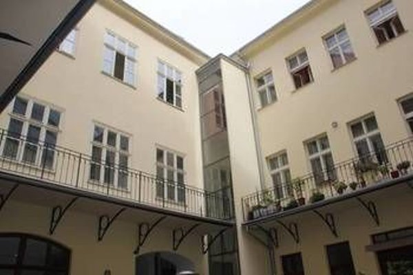 Mighty Prague Apartments Truhlarska - фото 16