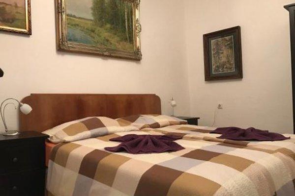Apartments & Restaurant Tkalcovsky dvur - фото 20