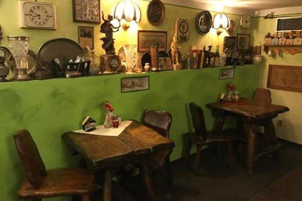 Apartments & Restaurant Tkalcovsky dvur - фото 18