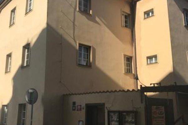 Apartments & Restaurant Tkalcovsky dvur - фото 22
