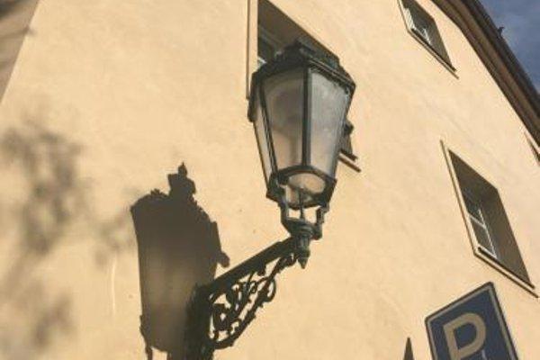 Apartments & Restaurant Tkalcovsky dvur - фото 23