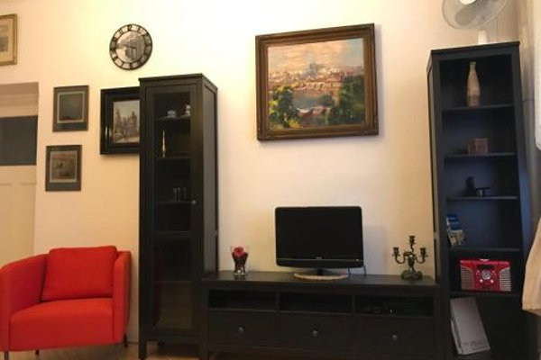 Apartments & Restaurant Tkalcovsky dvur - фото 5