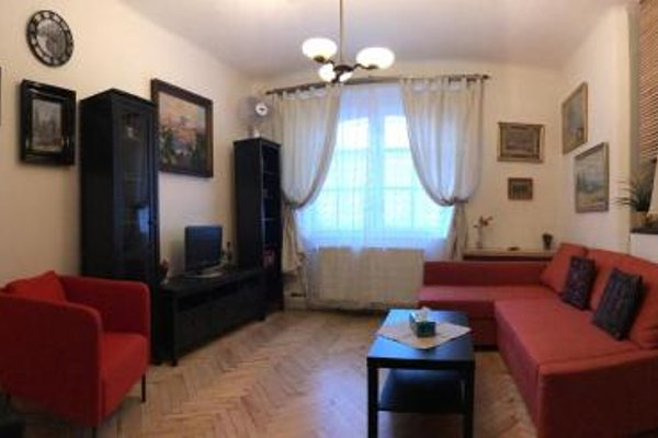 Apartments & Restaurant Tkalcovsky dvur - фото 6