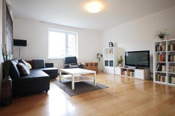 Apartment Kosatcova - фото 7