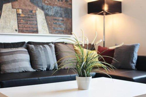 Apartment Kosatcova - фото 9