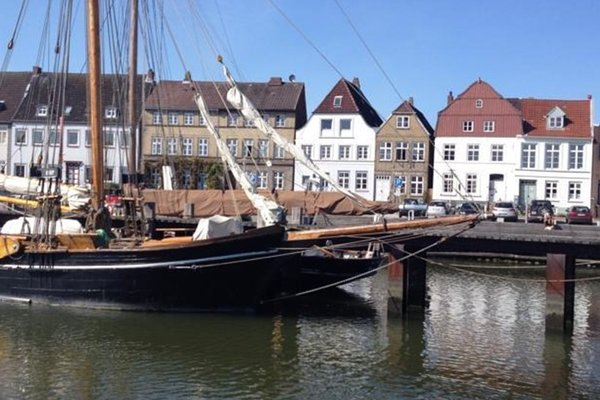 Ferienhaus am Gluckstadter Hafen - фото 13
