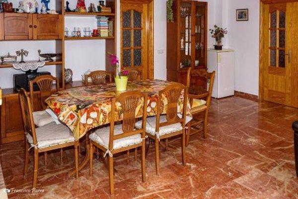Casa el Serrano - фото 8