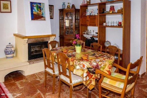 Casa el Serrano - фото 9