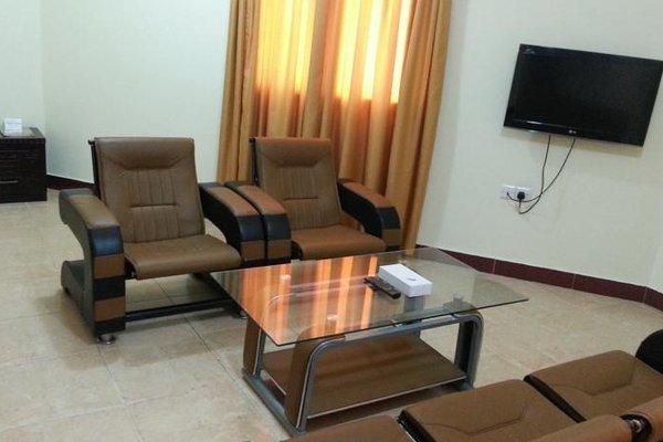 Al Rayan Hotel - фото 7