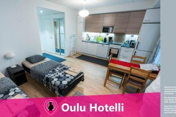 Oulu Hotelli Apartments - 50