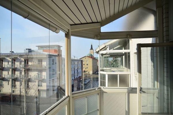 Oulu Hotelli Apartments - 13