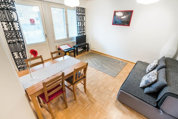 Oulu Hotelli Apartments - 15