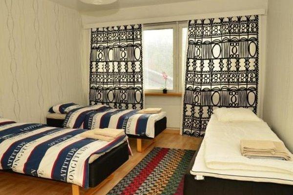Oulu Hotelli Apartments - 17