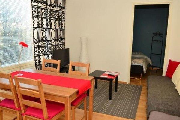Oulu Hotelli Apartments - 18