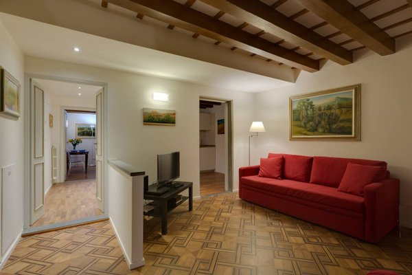 Apartments Florence Vigna Nuova 3bd - фото 7