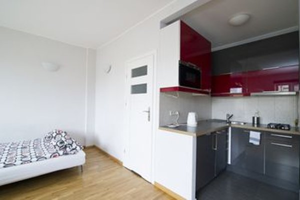Goodnight Warsaw Apartments - Zurawia 16A - 5