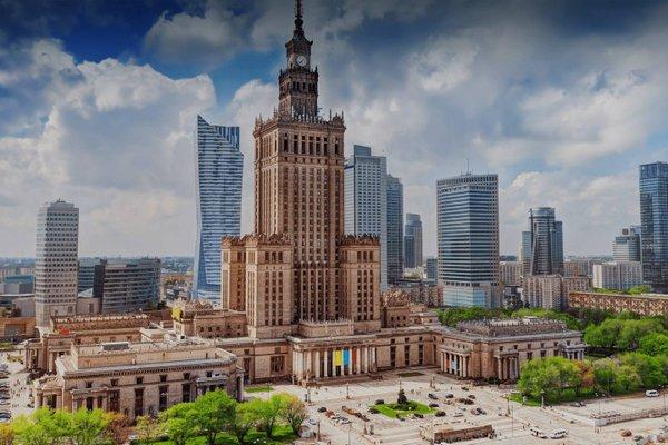 Goodnight Warsaw Apartments - Wspolna 69 - фото 19