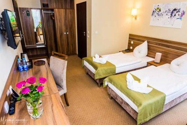 Hotel Na Skarpie - фото 12
