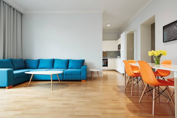 Crownhill Apartments - фото 12