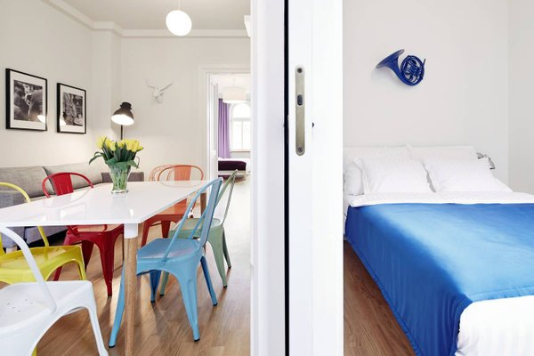 Crownhill Apartments - фото 19