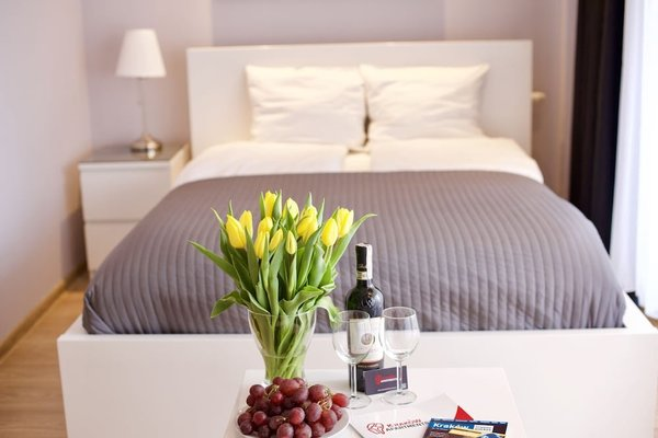 Krakow Apartments - Friedleina Studio Apartments - фото 10