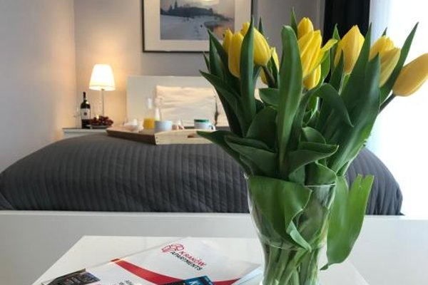Krakow Apartments - Friedleina Studio Apartments - фото 16