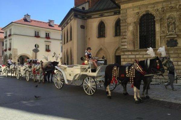 Krakow Apartments - Friedleina Studio Apartments - фото 21