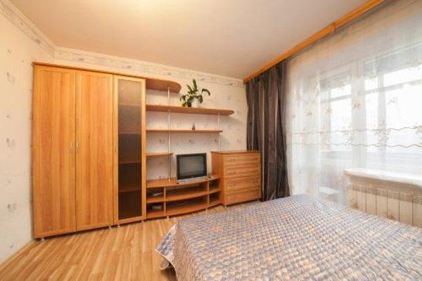 КвартировЪ Апартаменты на Космосе - 3