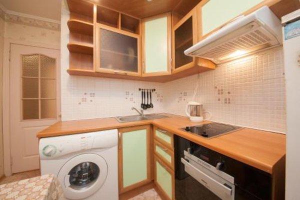 КвартировЪ Апартаменты на Космосе - 6