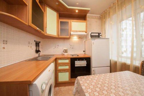 КвартировЪ Апартаменты на Космосе - 8