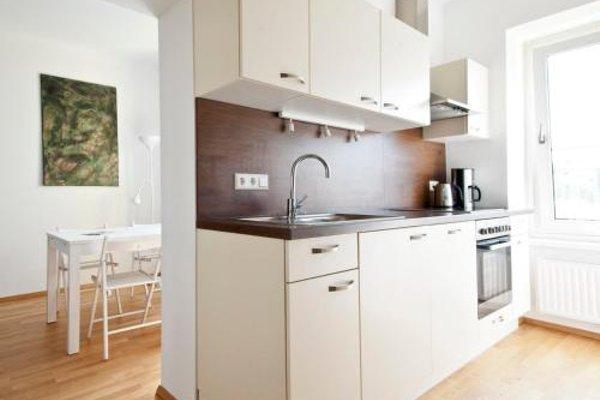 City-Apartments Graz - фото 16
