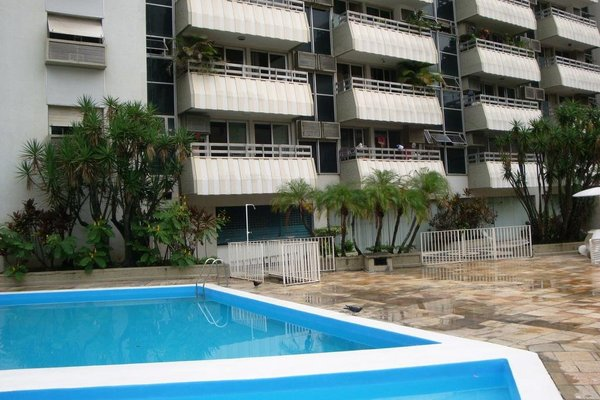 Apartamento Copacabana Barata Ribeiro - фото 50