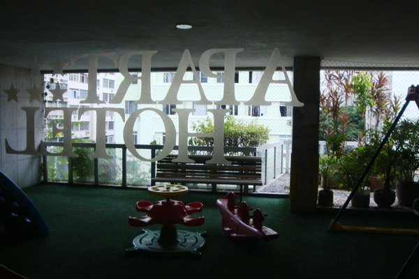 Apartamento Copacabana Barata Ribeiro - фото 16