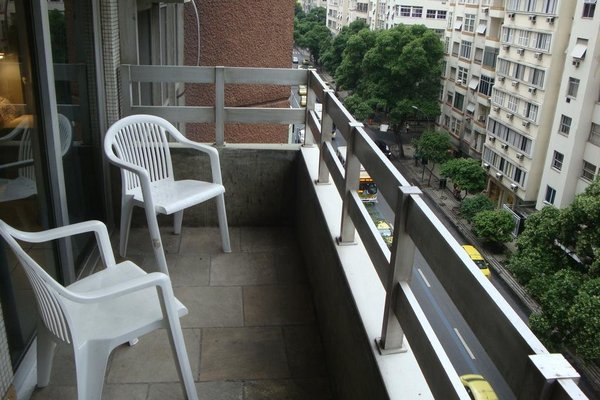 Apartamento Copacabana Barata Ribeiro - фото 17