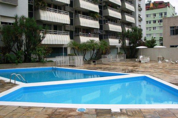 Apartamento Copacabana Barata Ribeiro - фото 21