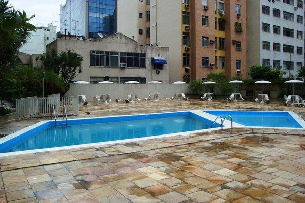 Apartamento Copacabana Barata Ribeiro - фото 22