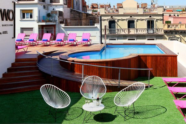 TWO Hotel Barcelona by Axel 4* Sup - фото 50