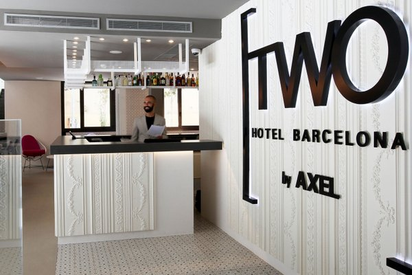 TWO Hotel Barcelona by Axel 4* Sup - фото 12